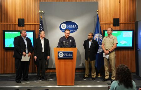 FEMA officials announce emergency strategy to repair Buddy's Shop