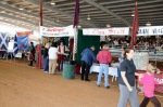 Vendors booths