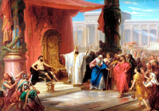 Image result for king solomon paintings